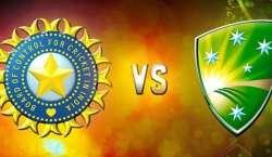Australia Tour Of India 2019/20