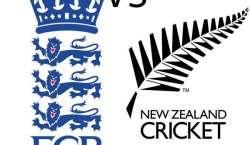 New Zealand V England 2018