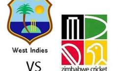 West Indies Tour Of Zimbabwe 2017/18