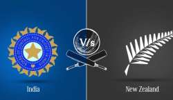 New Zealand Tour Of India 2017/18