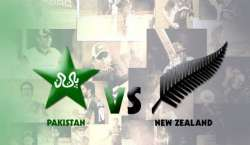 Pakistan V New Zealand 2018