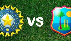 WEST INDIES V INDIA 2017