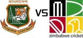 Zimbabwe Tour Of Bangladesh 2019/20