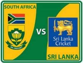 Sri Lanka Tour Of South Africa 2020