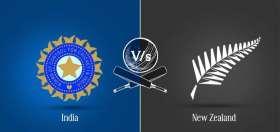 India Tour Of New Zealand 2018/19