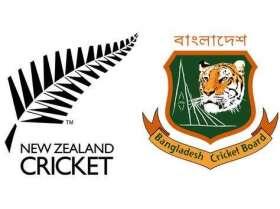 Bangladesh Tour Of New Zealand 2018/19