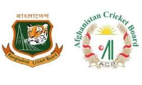 Afghanistan Tour Of Bangladesh 2019