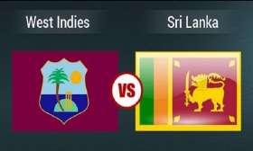 Sri Lanka Tour Of West Indies 2018