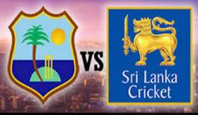 West Indies Tour Of Sri Lanka 2019/20