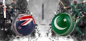 Pakistan Tour Of New Zealand 2017/18
