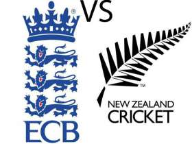 England Tour Of New Zealand 2019/20