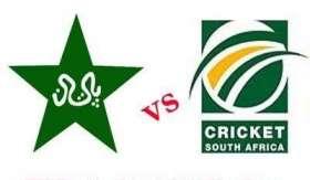 Pakistan Tour Of South Africa Series