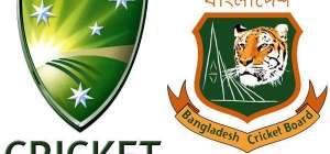 آسٹریلیا بمقابلہ بنگلہ دیش2021ء