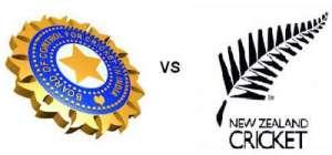 بھارت بمقابلہ نیوزی لینڈ2020ء