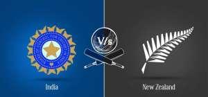 بھارت بمقابلہ نیوزی لینڈ2019