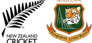 بنگلہ دیش بمقابلہ نیوزی لینڈ