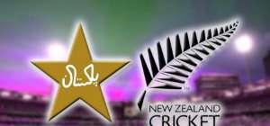 پاکستان بمقابلہ نیوزی لینڈ2021 ء