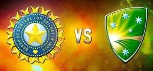 آسٹریلیا بمقابلہ بھارت2020