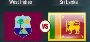 سری لنکا بمقابلہ ویسٹ انڈیز2018