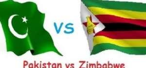 پاکستان بمقابلہ زمبابوے2021