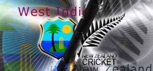 نیوزی لینڈ بمقابلہ ویسٹ انڈیز