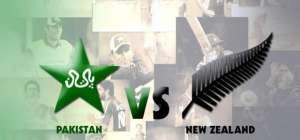 نیوزی لینڈ بمقابلہ پاکستان 2018