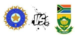 بھارت بمقابلہ جنوبی افریقہ20-2019ء
