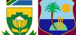جنوبی افریقہ بمقابلہ ویسٹ انڈیز 2021ء