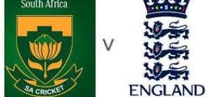انگلینڈ بمقابلہ جنوبی افریقہ 20-2019ء