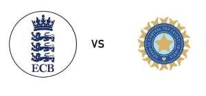 انگلینڈ بمقابلہ بھارت2018