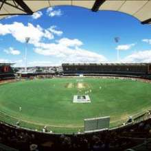 Brisbane Cricket Ground, Brisbane