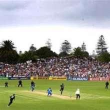 McLean Park, Napier