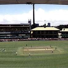 Sydney Cricket Ground, Sydney