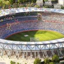 Sardar Patel Stadium Motera, Ahmedabad, India