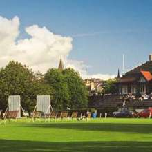 Grange Cricket Club Ground, Raeburn Place, Edinburgh