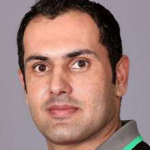 Mohammad Nabi From Afghanistan