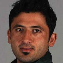 Junaid Khan From Pakistan