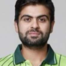Ahmed Shehzad From Pakistan