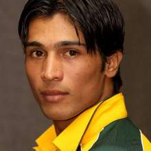 Mohammad Amir       From Pakistan