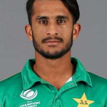 Hasan Ali       From Pakistan