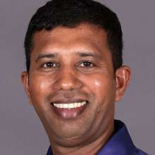 Kumar Dharmasena From Sri Lanka