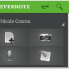 Evernote for Android to supports handwriting input