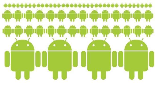 Android has 1 Billion Active users