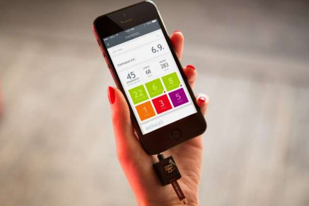 Mobile Application to control Diabetes