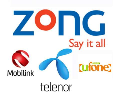 Zong win 4G license. Auctions final result