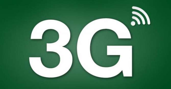 Free 3G services from mobile companies end today