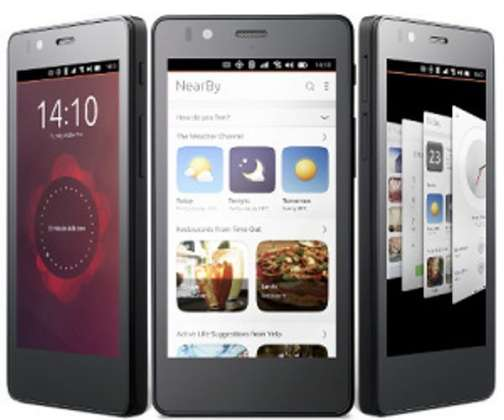 Ubuntu operated smartphone is all set for Sale