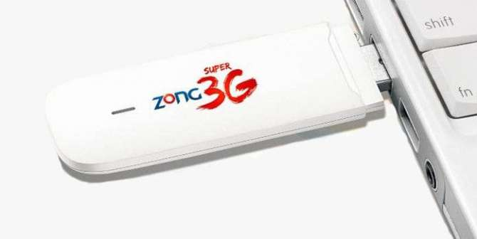 Zong to Launch 3G and 4G Wingles and MiFi Devices