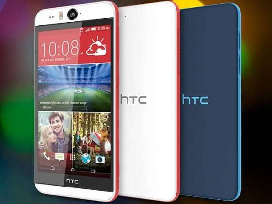 HTC Desire Eye review The only phone for the truly selfie-obsessed
