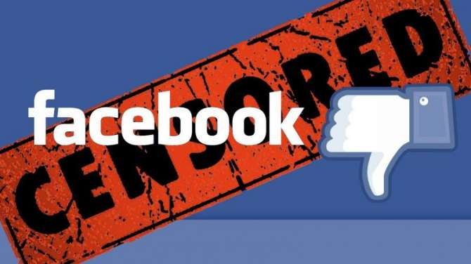 The 3 places where Facebook censors you the most